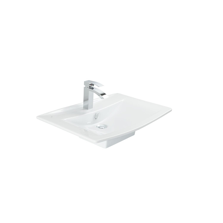 Комплект CREAVIT Раковина MN070 мебельная (45*70)