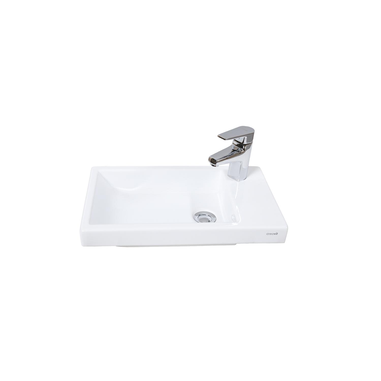 Мебельная раковина Creavit Trend TP026 белая 50 см (30*50 см)