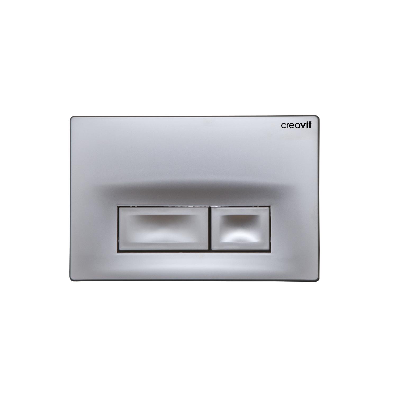CREAVIT Кнопка для инсталляции ORE матовая хром