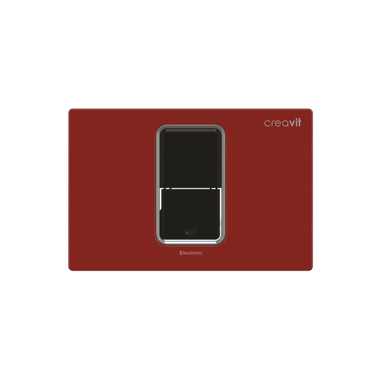 CREAVIT Кнопка для инсталляции сенсорная красная