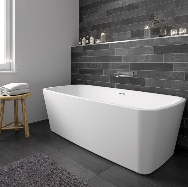 Прямоугольная ванна Riho Admire FS 180x84 без гидромассажа BD0300500000000