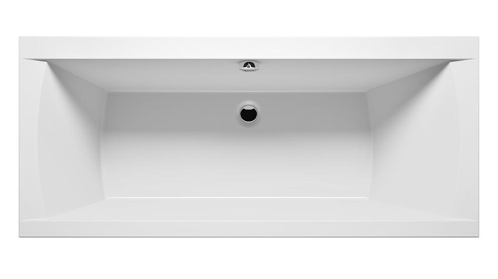 Прямоугольная ванна Riho Julia 170x75 без гидромассажа BA5300500000000