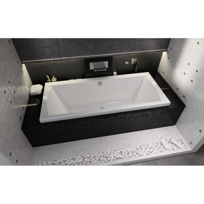 Прямоугольная ванна Riho Julia 190x90 без гидромассажа BA6900500000000