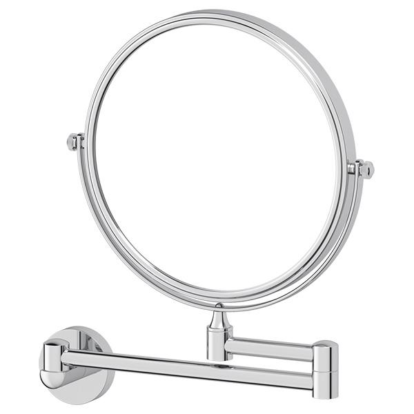 Настенное двухстороннее косметическое зеркало Artwelle Harmonie HAR 056 2,5-х кратным увеличением