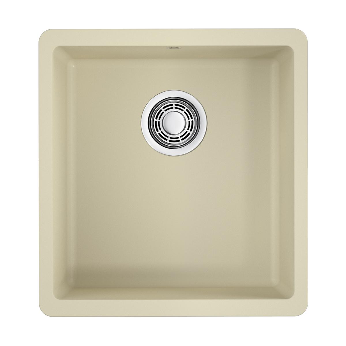Omoikiri Kata 40-U-BE Artgranit/ваниль