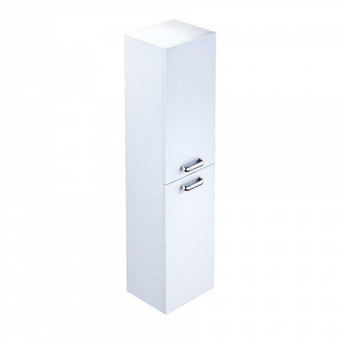 Шкаф-пенал Milardo Niagara 35 подвесной белый