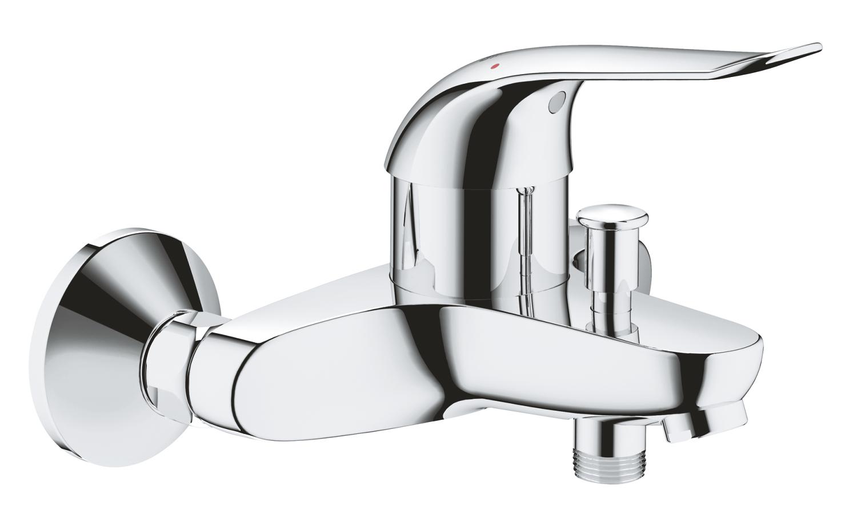 Смеситель для ванны GROHE Euroeco Special, хром (32783000)