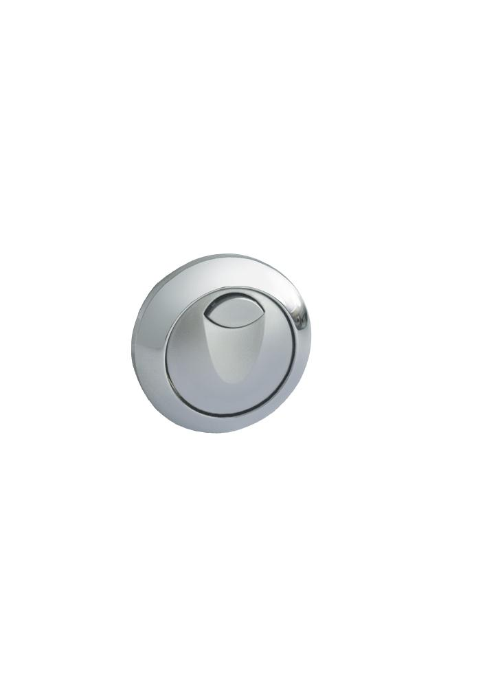 Кнопка смыва для унитаза GROHE (3 режима смыва), хром (38771000)