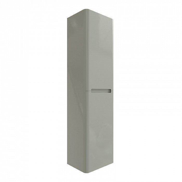 Шкаф-пенал IDDIS Edifice 40 подвесной фисташково-серый