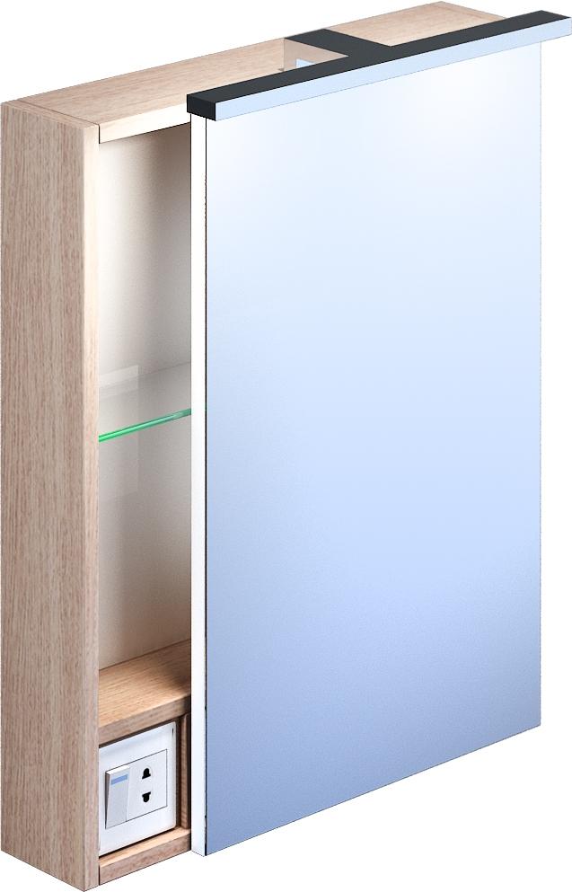 Зеркало-шкаф IDDIS Mirro 50