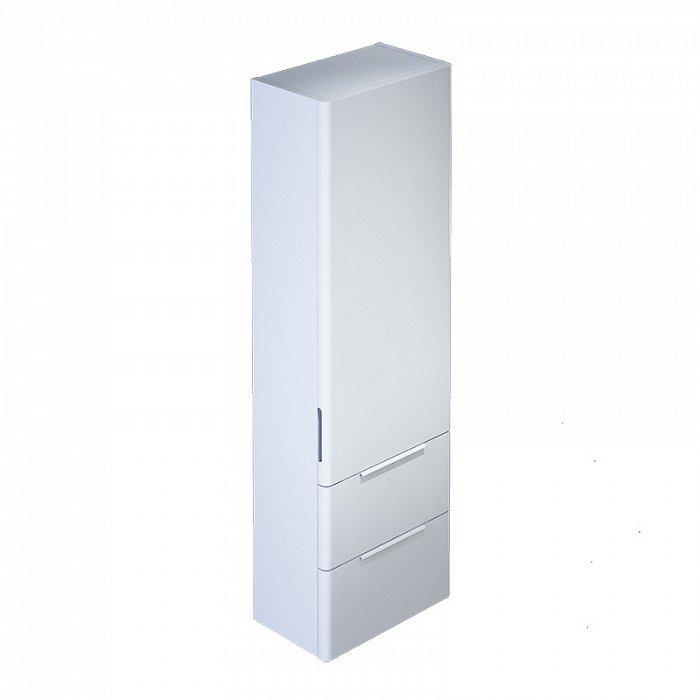 Шкаф-пенал IDDIS Calipso 40 подвесной белый