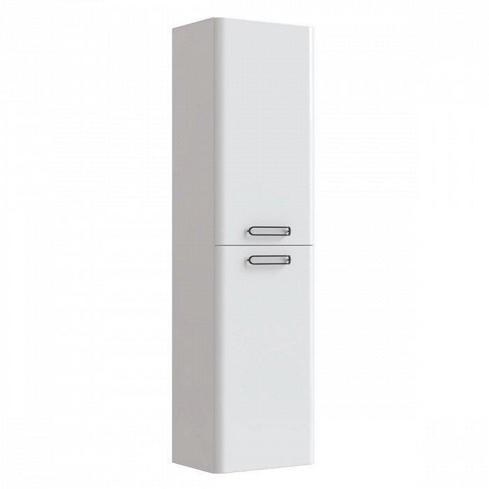 Шкаф-пенал IDDIS Brick 40 подвесной белый