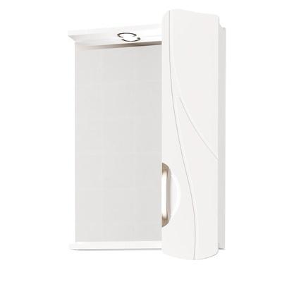 Зеркало-шкаф RAVAL Folle 50 Белый с подсветкой