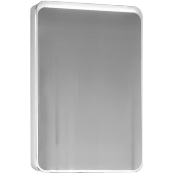 Зеркало-шкаф RAVAL Pure 60 Белый с подсветкой универсальный