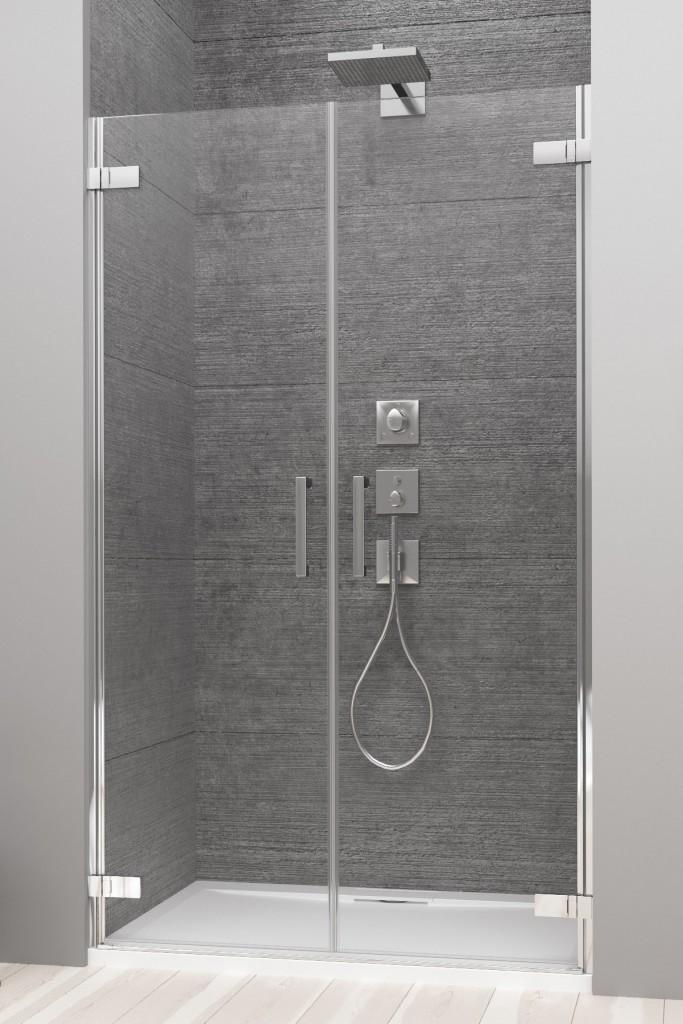 Душевая дверь ARTA DWD 550R*2000 хром+/прозрачн. 386033-03-01R
