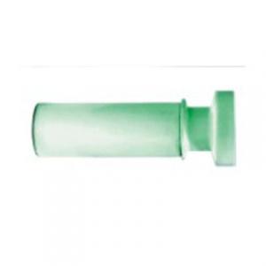 Карниз для ванной комнаты IDDIS 110-200 см зелёный