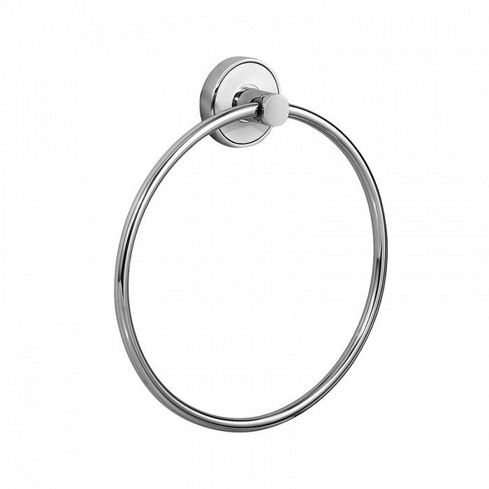 Полотенцедержатель IDDIS Calipso кольцо латунь