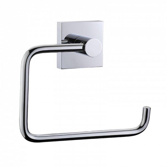 Держатель для туалетной бумаги без крышки IDDIS Edifice латунь