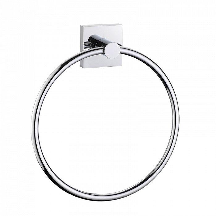 Полотенцедержатель IDDIS Edifice кольцо латунь