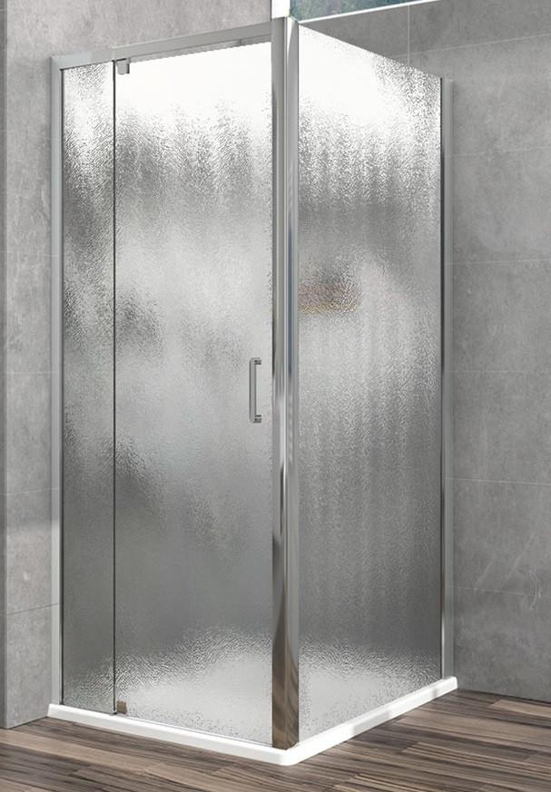 Душевой уголок Intra VSR-1I708090CH, 700/800*900, хром, стекло шиншилла