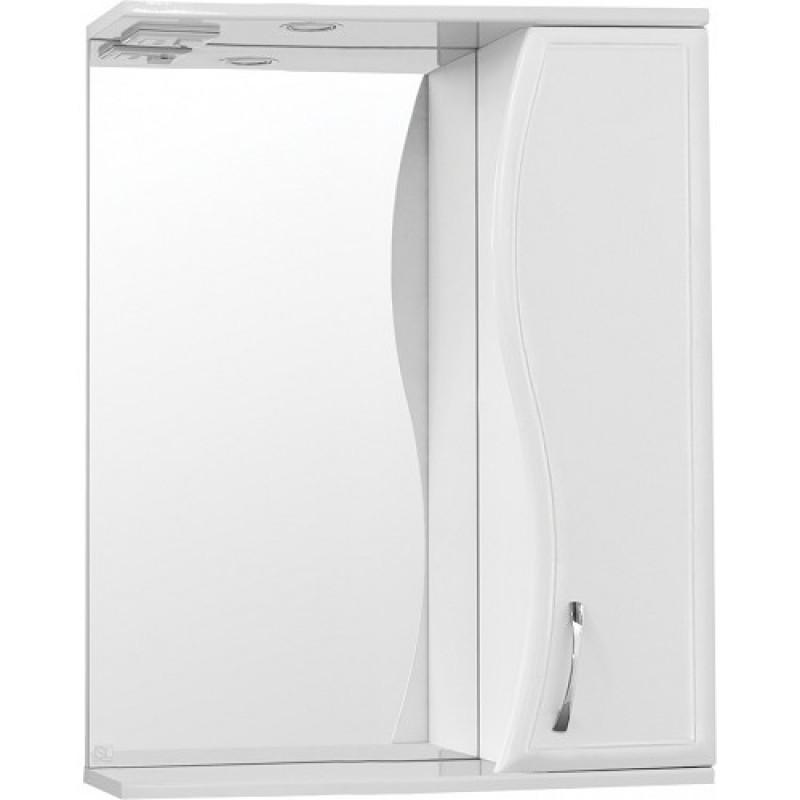 Зеркальный шкаф Фэма стиль 60