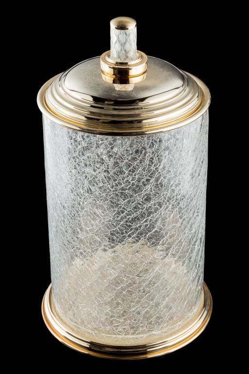 Ведро Boheme Murano Crystal 10914-CRST-G золото / хрусталь