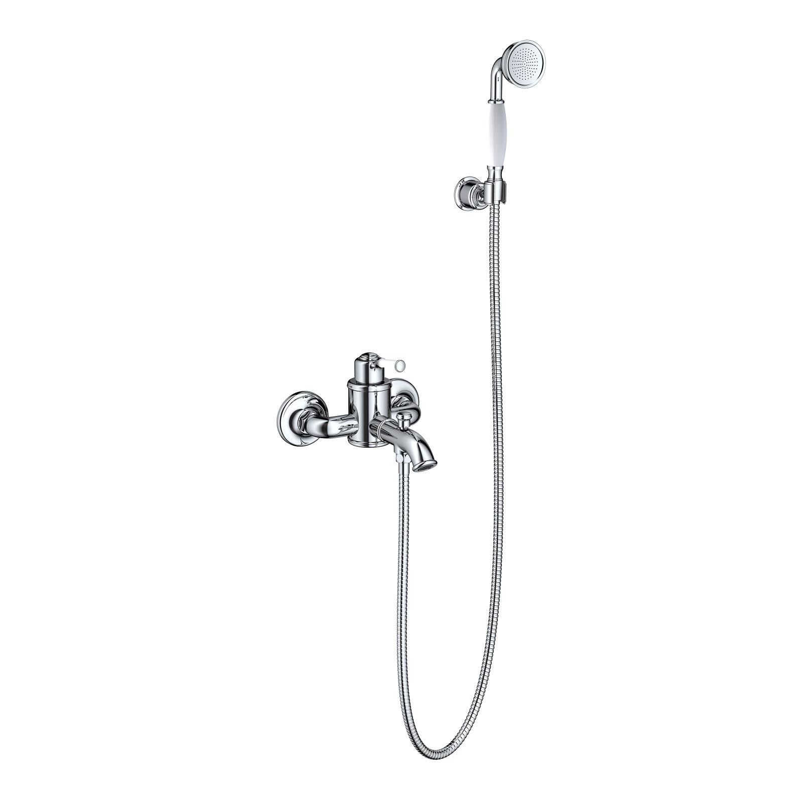 Смеситель для ванны с душем Timo Arisa 5314/00Y хром