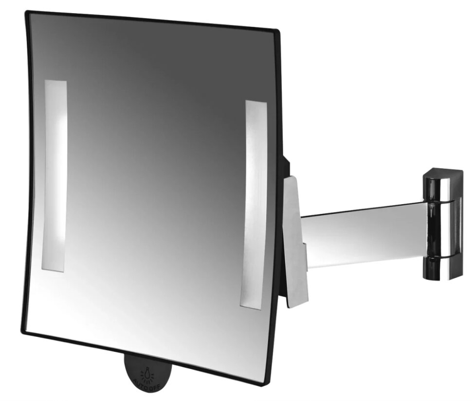 Зеркало с подсветкой 3Х Sonia Mirrors 175079 на батарейке
