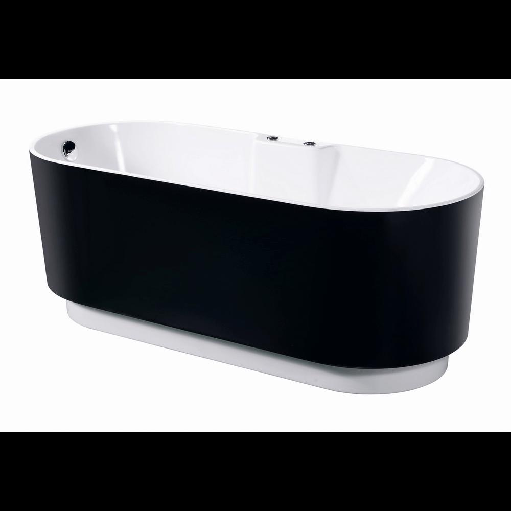 Акриловая аэромассажная ванна Orans BT-NL601