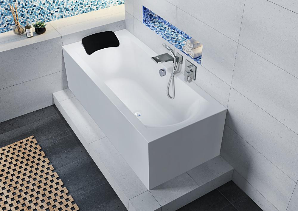 Акриловая ванна Riho Linares 160х75 BD5200500000000, левая