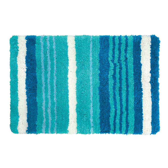 301M690i12, Коврик для ванной комнаты, 60*90 см, Микрофибра, Blue horizon, ID
