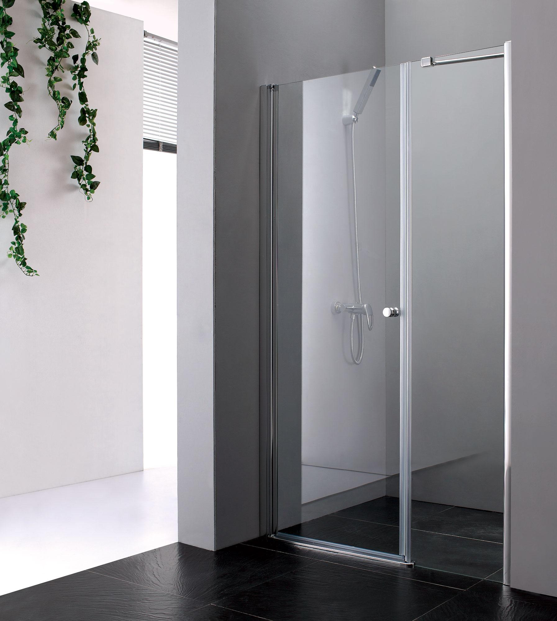 Душевая дверь CEZARES ELENA-W-B-11-60+60-C-Cr